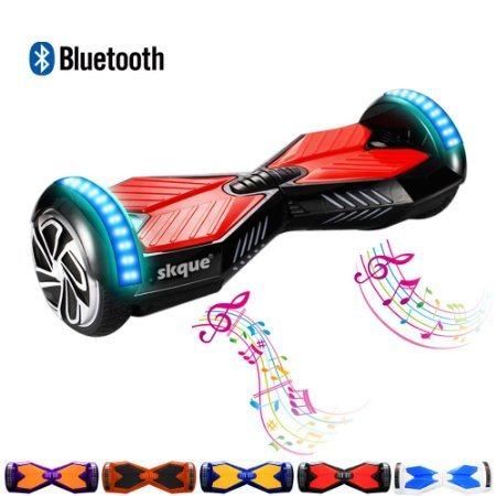 Self Balancing Scooter With Bluetooth