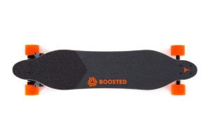 Boosted Skateboard Top Side