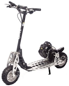 Fasted Gas Powered Scooter