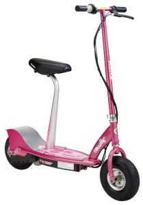 Razor Pink Electric Scooter