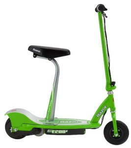Razor Kids Electric Scooter With Seat