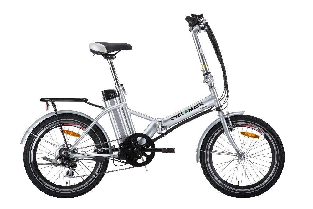 Cyclamatic Electric Bike
