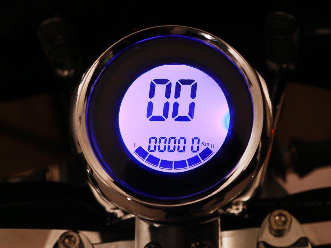 Gigabyke Groove Speedometer