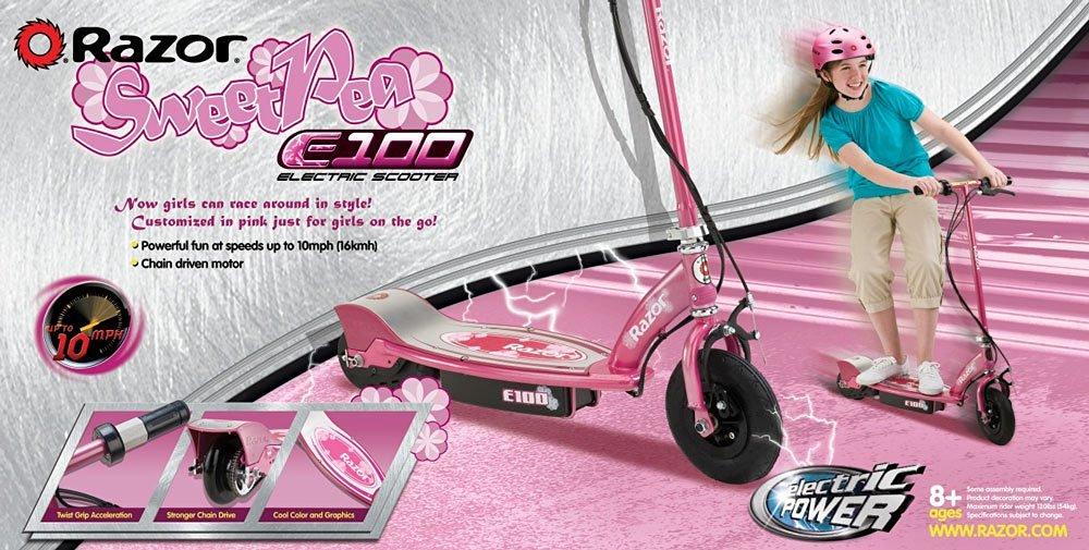 sweetpea Razor E100