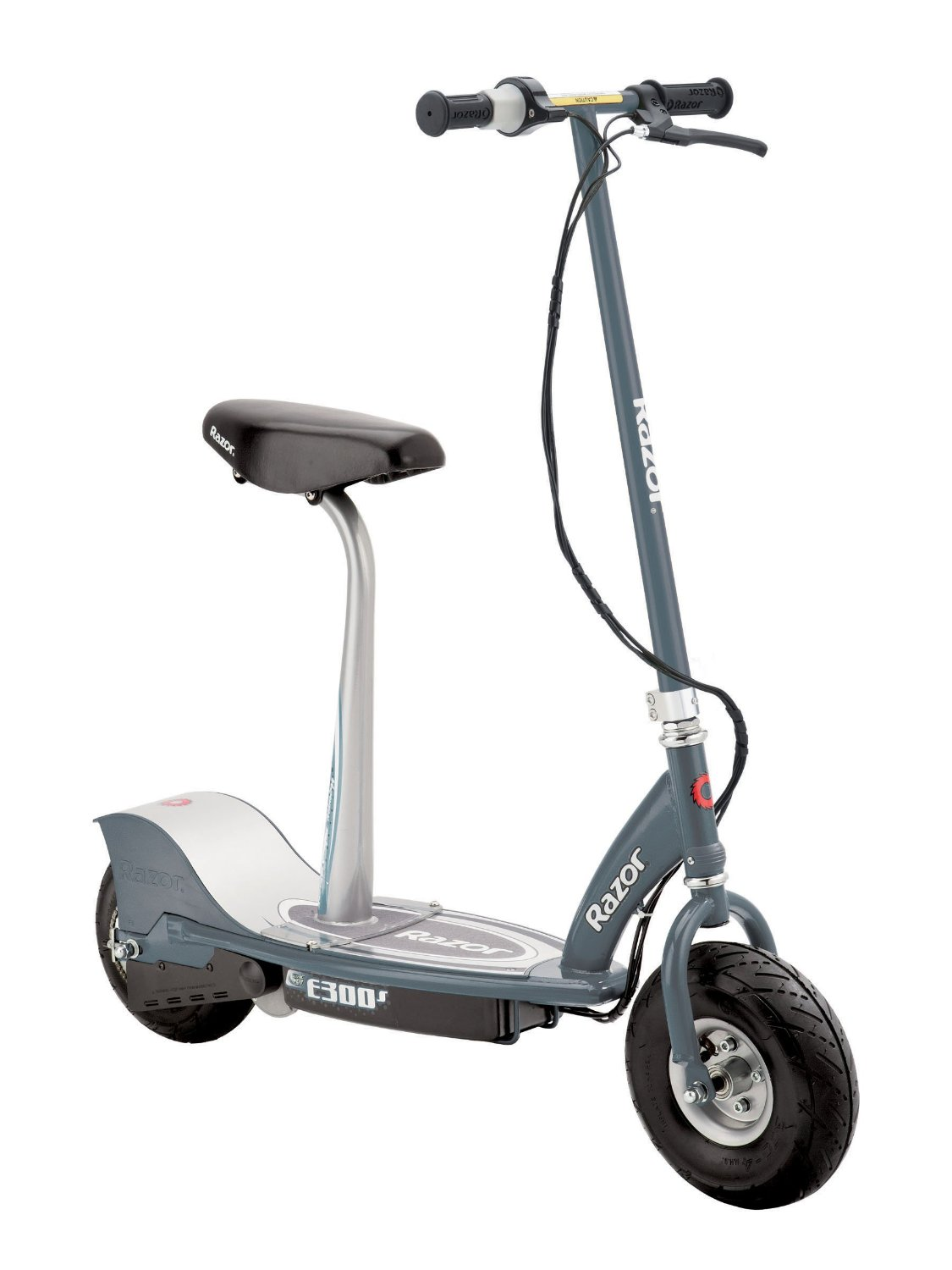Razor E300S Grey Electric Scooter
