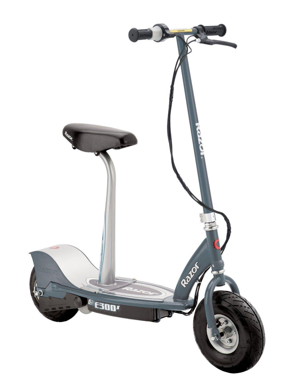 Razor E300S Grey Electric Scooter