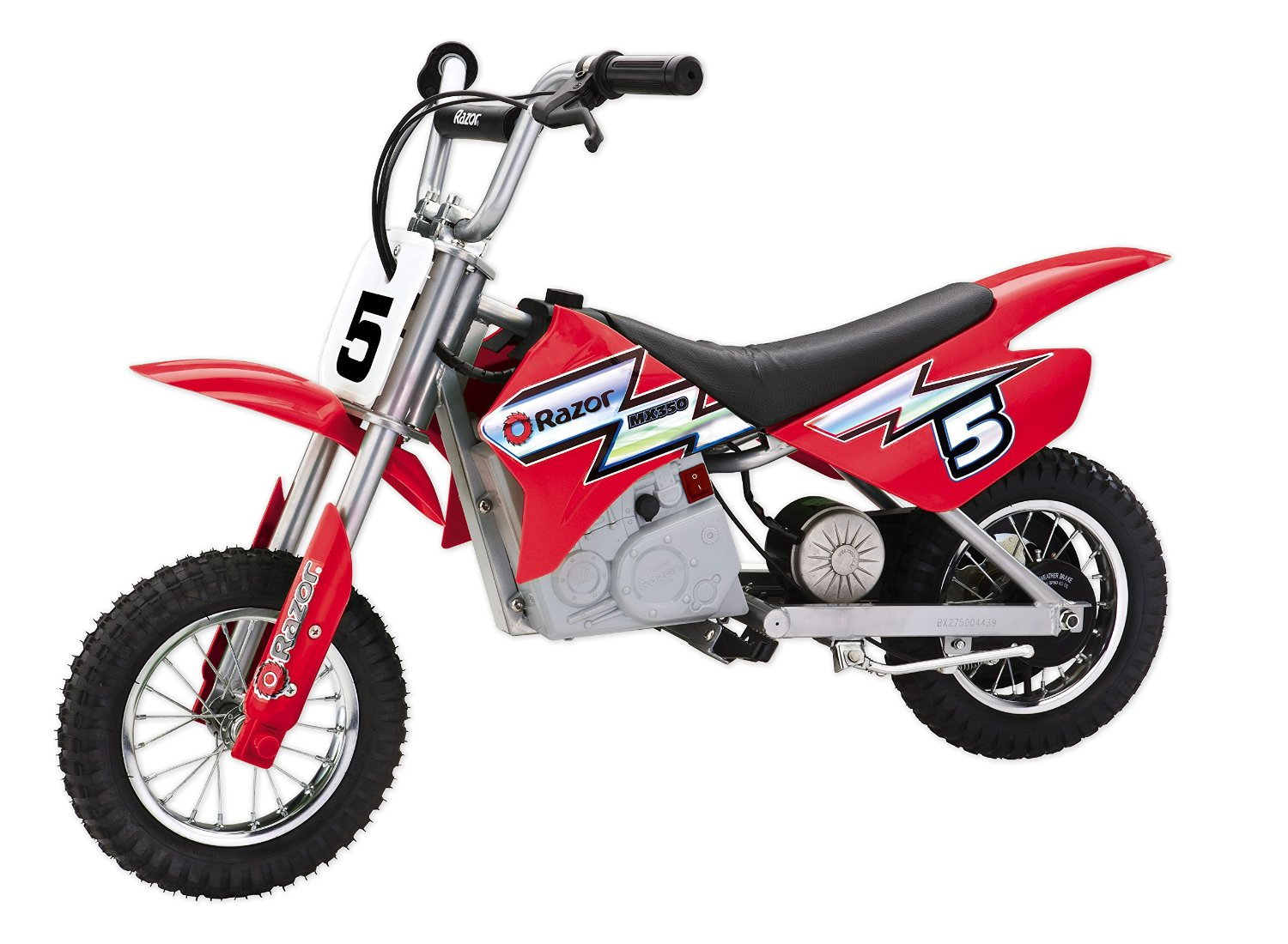 Razor Red Electric Bike