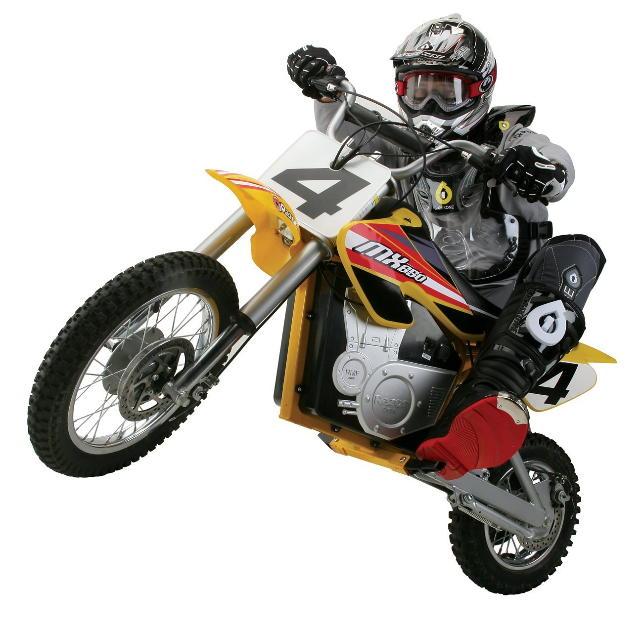 Razor MX650 Motocross bike
