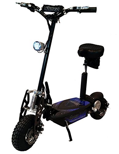 Black Super Turbo Scooter Review