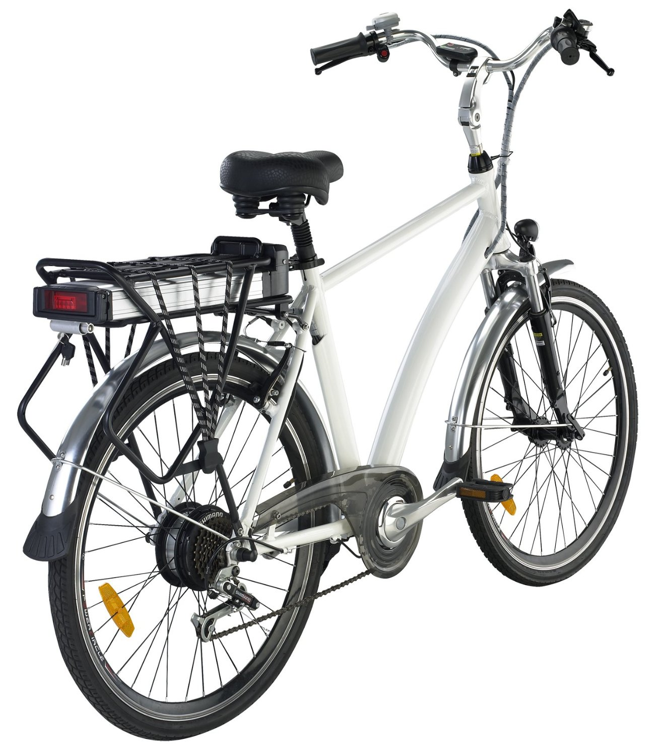 Yukon Trails Xplorer Sport Hybrid E-bike